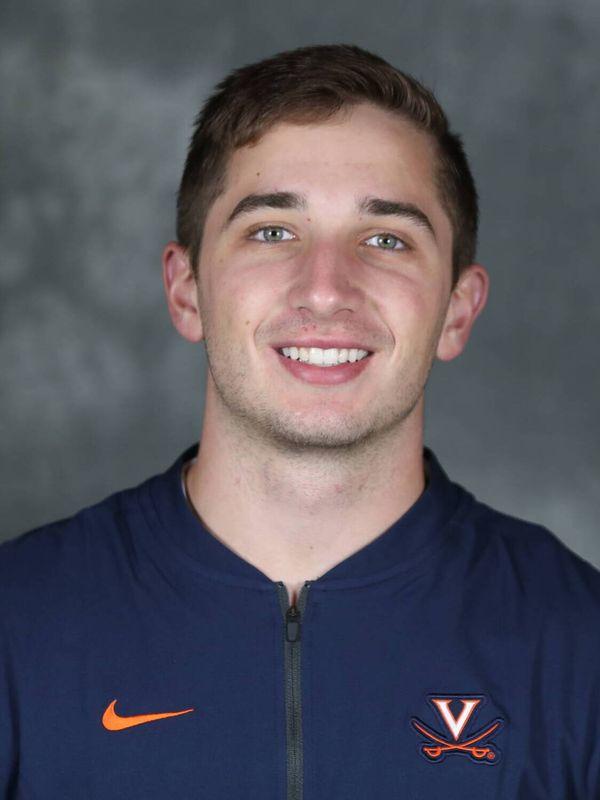 Luke  Smith - XC/Track - Virginia Cavaliers