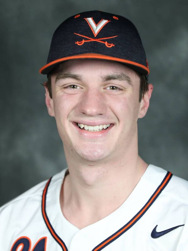 Zach Messinger - Baseball - Virginia Cavaliers