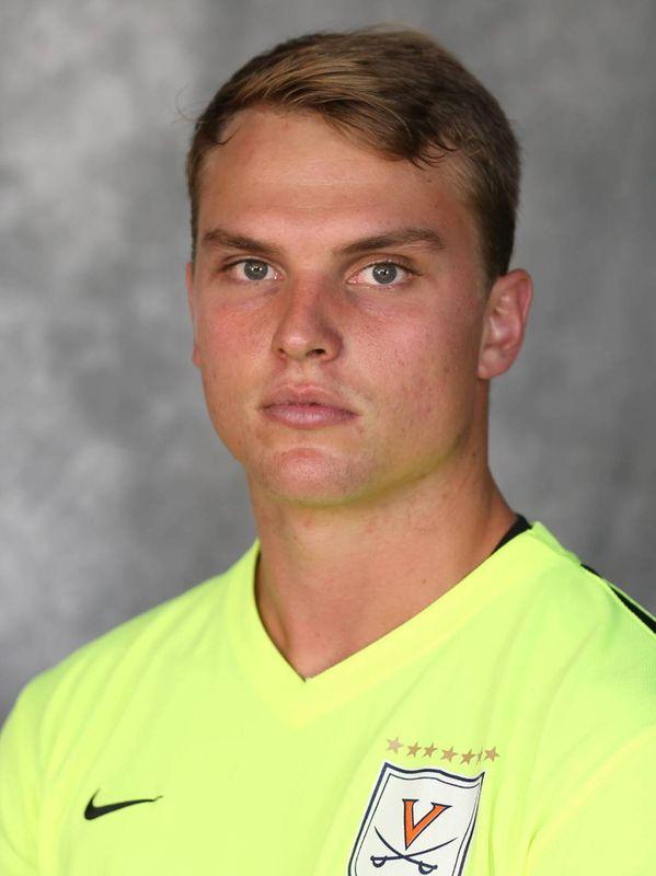 Jeff Caldwell - Men's Soccer - Virginia Cavaliers