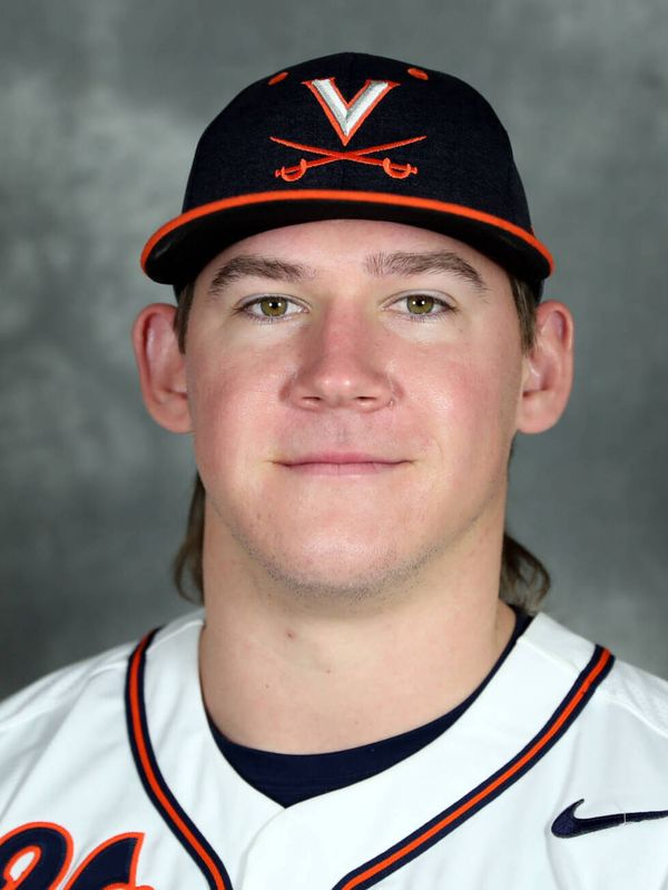 Paul Kosanovich - Baseball - Virginia Cavaliers