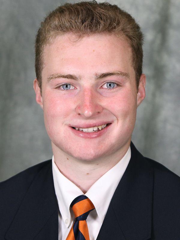 Luke Byrne - Football - Virginia Cavaliers