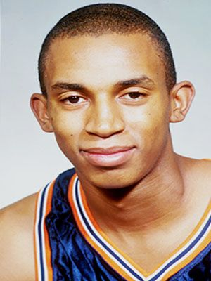 Jermaine Harper - Men's Basketball - Virginia Cavaliers