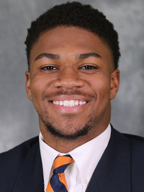 Chico Bennett Jr. - Football - Virginia Cavaliers