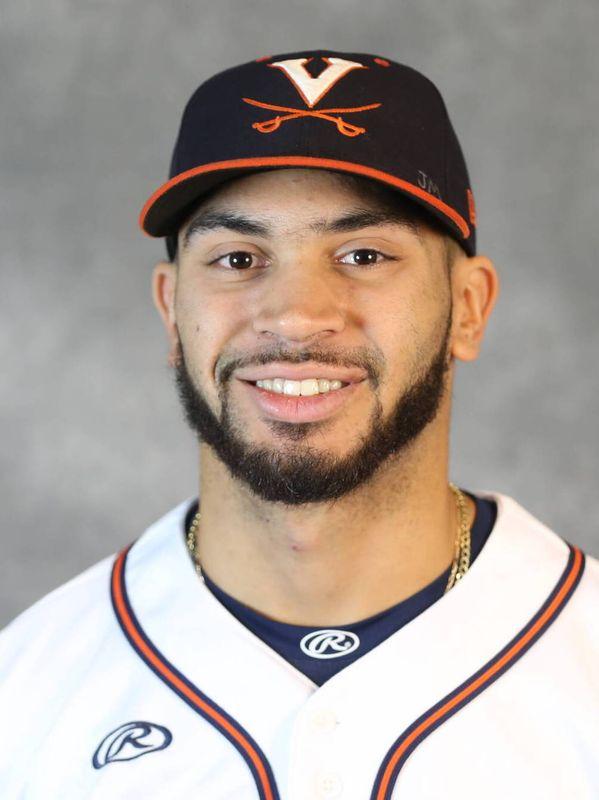 Cayman Richardson - Baseball - Virginia Cavaliers