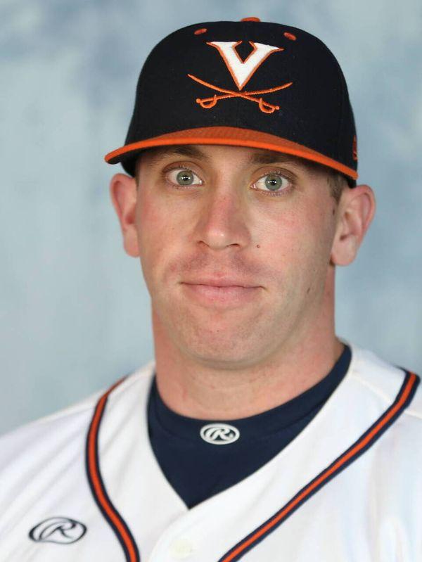 Nate Irving - Baseball - Virginia Cavaliers