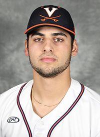 Evan Sleight - Baseball - Virginia Cavaliers