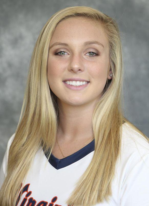 Kristen Leland - Women's Volleyball - Virginia Cavaliers