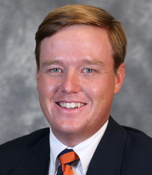 John Phillips - Men's Golf - Virginia Cavaliers