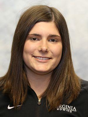 Jordan Stansfield - Women's Rowing - Virginia Cavaliers
