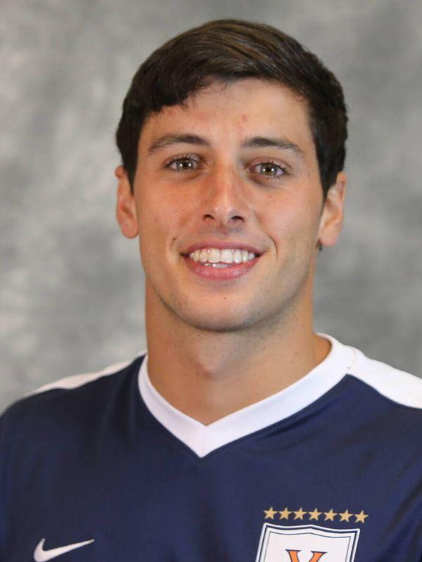 Nicko Corriveau - Men's Soccer - Virginia Cavaliers