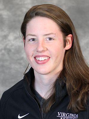 Lindsay Shallman - Women's Rowing - Virginia Cavaliers