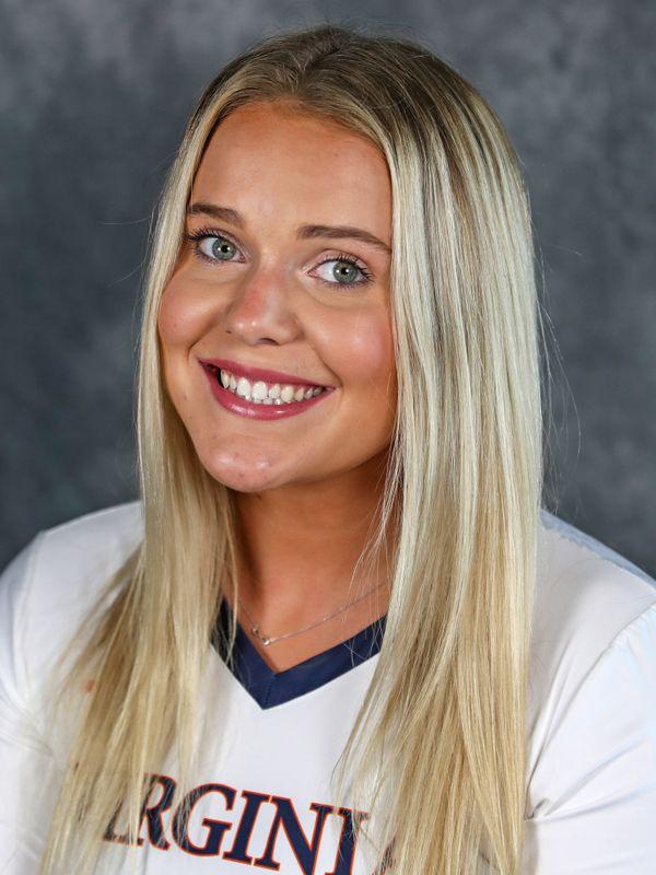 Mary Shaffer - Women's Volleyball - Virginia Cavaliers