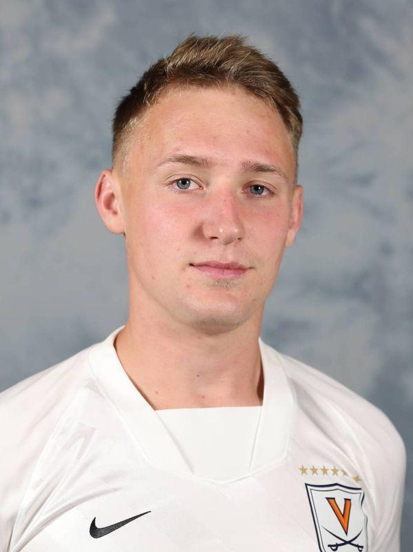 Spencer Patton - Men's Soccer - Virginia Cavaliers