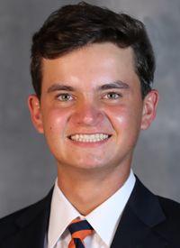 David Morgan - Men's Golf - Virginia Cavaliers