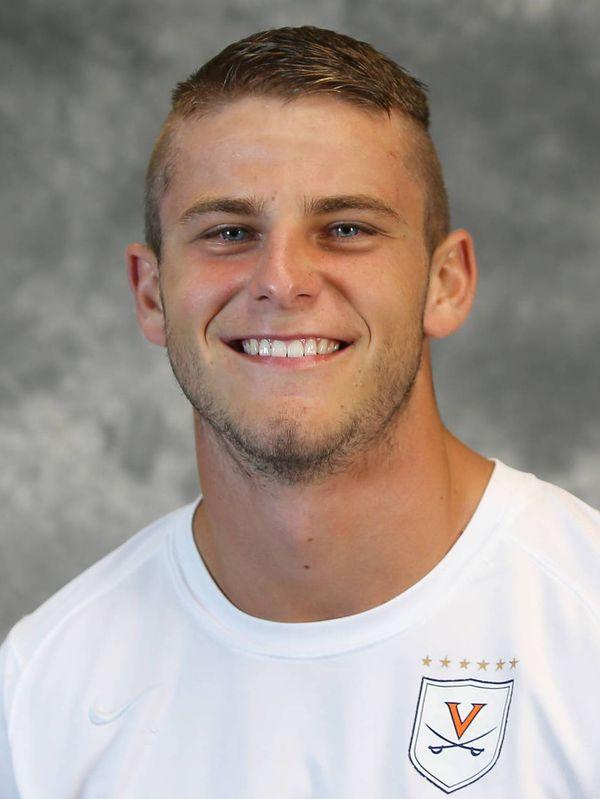 Zach Carroll - Men's Soccer - Virginia Cavaliers