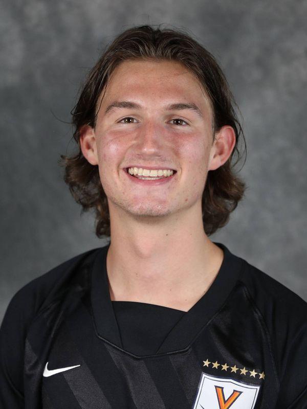 Holden Brown - Men's Soccer - Virginia Cavaliers