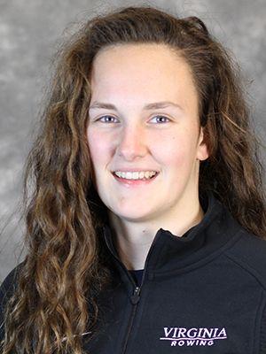 Dana Lueker - Women's Rowing - Virginia Cavaliers