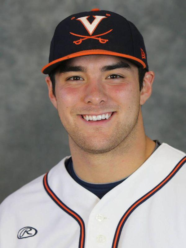 Colin Harrington - Baseball - Virginia Cavaliers