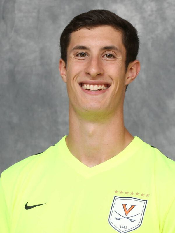 Adam Prevost - Men's Soccer - Virginia Cavaliers