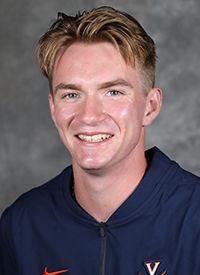 AJ Ernst - XC/Track - Virginia Cavaliers