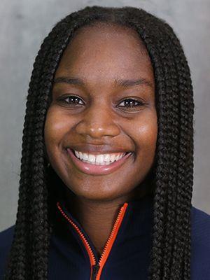 Nadia Saunders - XC/Track - Virginia Cavaliers