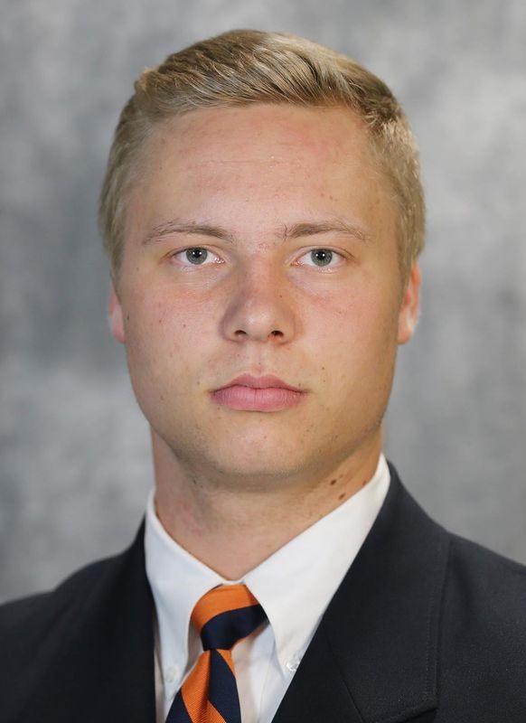 Gerrik Vollmer - Football - Virginia Cavaliers