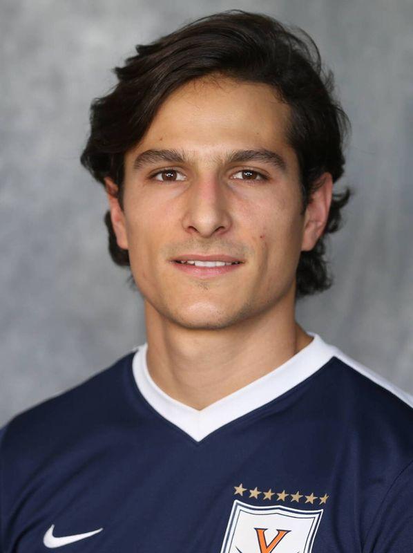 Pablo Aguilar - Men's Soccer - Virginia Cavaliers