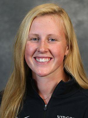 Marijane Brennan - Women's Rowing - Virginia Cavaliers
