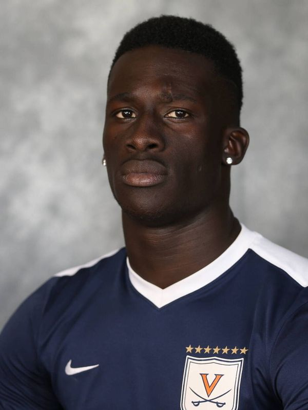 Jean-Christophe Koffi - Men's Soccer - Virginia Cavaliers