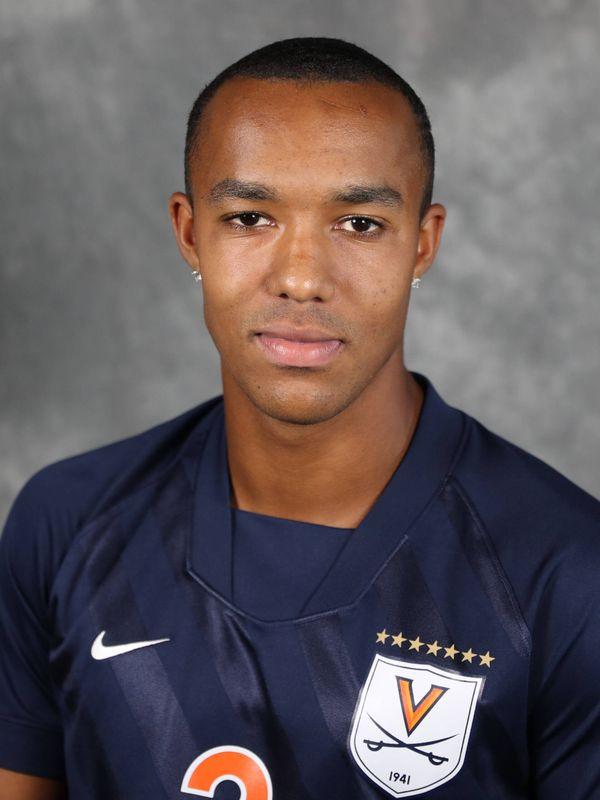 Isaiah Byrd - Men's Soccer - Virginia Cavaliers