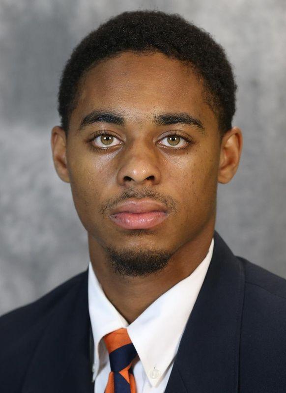Heskin Smith - Football - Virginia Cavaliers