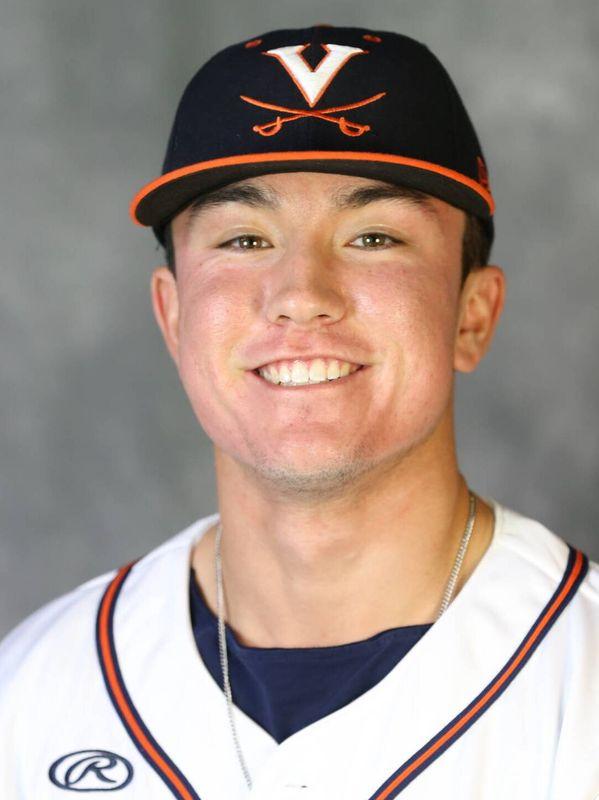 Justin Novak - Baseball - Virginia Cavaliers