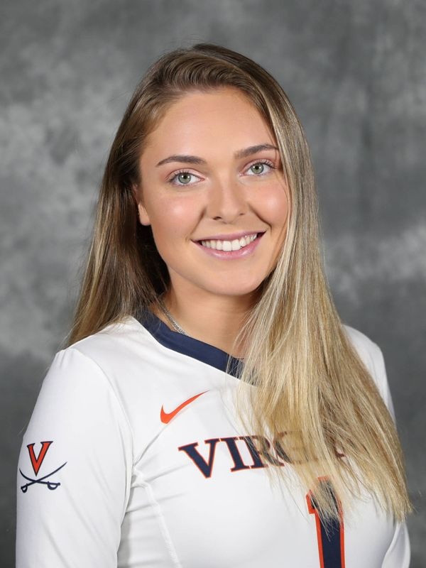 Hannah Prendergast - Women's Volleyball - Virginia Cavaliers