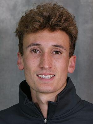 Justin Diehl - XC/Track - Virginia Cavaliers