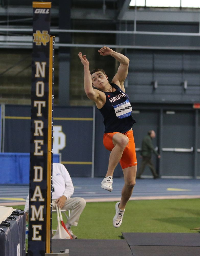 2020 ACC Indoor Track & Field - Day 1