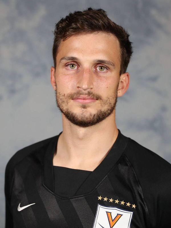 Colin Shutler - Men's Soccer - Virginia Cavaliers