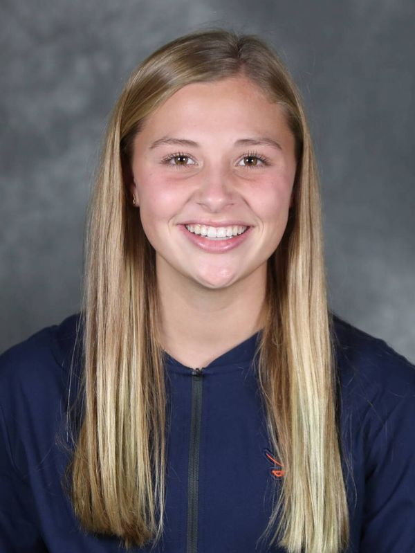 Claire Frazier Bolton - Cross Country - Virginia Cavaliers