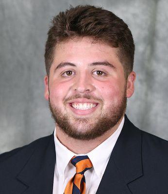 Luke Johnson - Football - Virginia Cavaliers