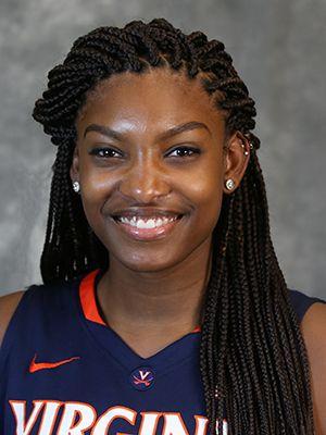Aliyah Huland El - Women's Basketball - Virginia Cavaliers