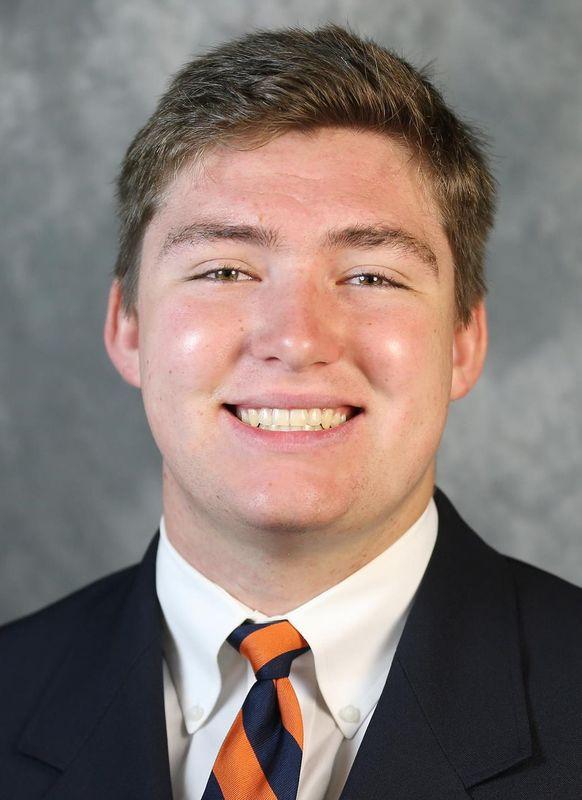 Dillon Reinkensmeyer - Football - Virginia Cavaliers