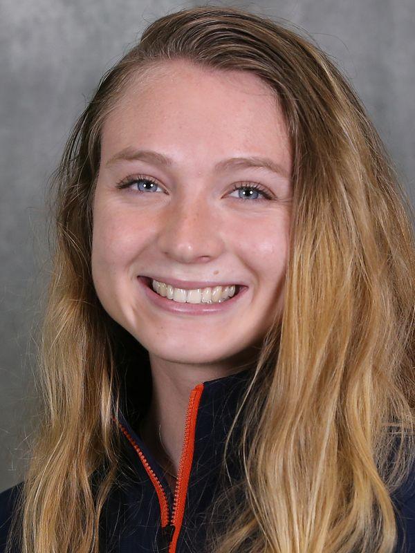 Lily James - XC/Track - Virginia Cavaliers