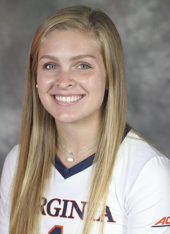 Josi Williams - Women's Volleyball - Virginia Cavaliers