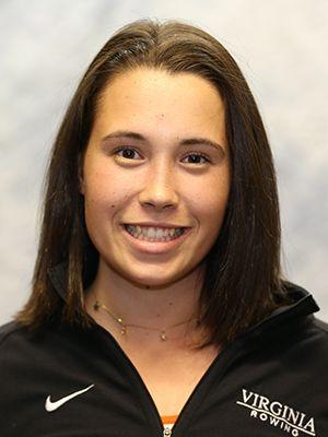 Grace von Elten - Women's Rowing - Virginia Cavaliers