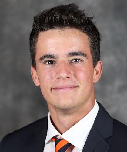 Pietro Bovari - Men's Golf - University of Iowa Athletics