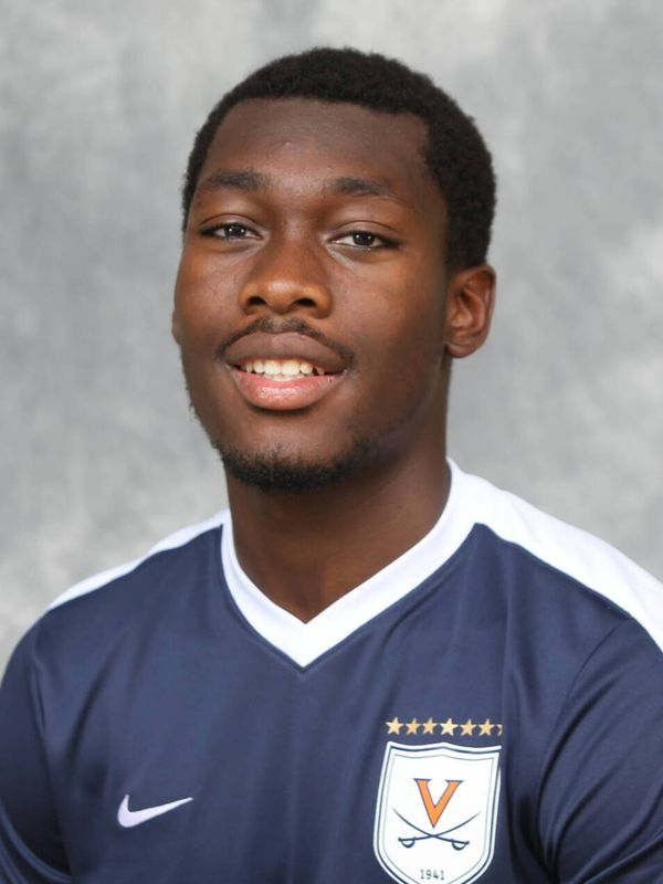 Nate Odusote - Men's Soccer - Virginia Cavaliers