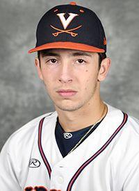Jayson Hoopes - Baseball - Virginia Cavaliers