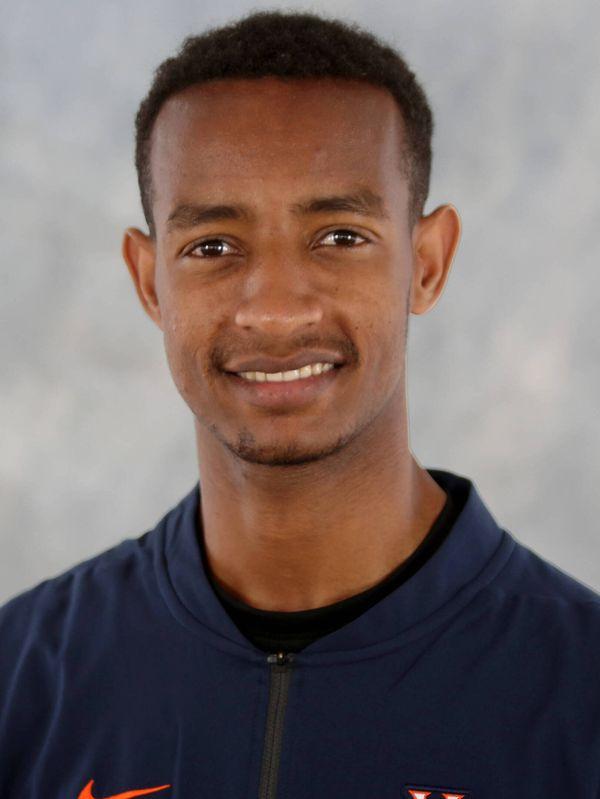 Yasin Sado - XC/Track - Virginia Cavaliers