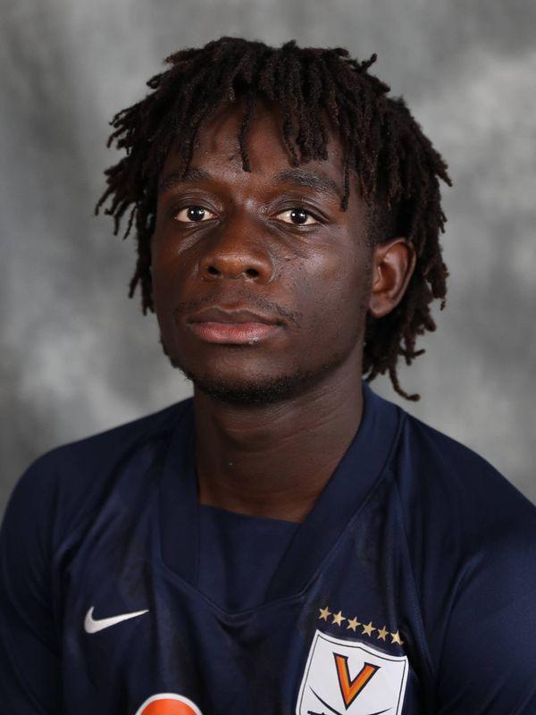 Erick Kilosho - Men's Soccer - Virginia Cavaliers