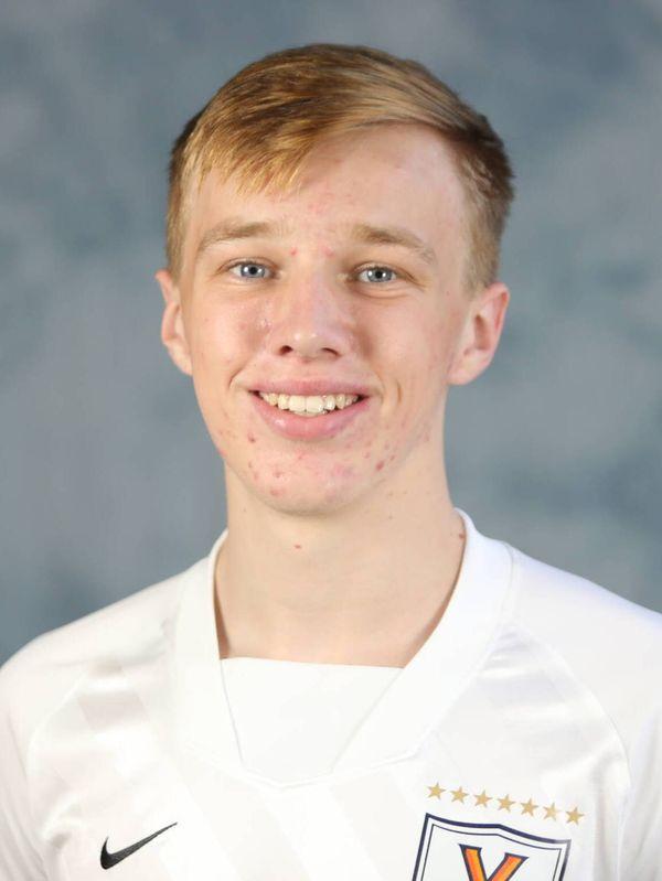Ben Grant - Men's Soccer - Virginia Cavaliers