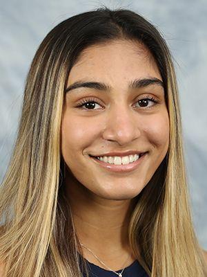 Hibah Shaikh - Women's Tennis - Virginia Cavaliers